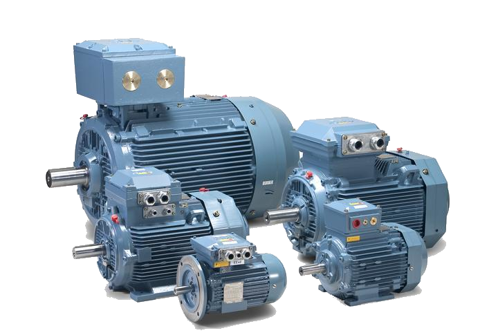 gamme moteurs électriques