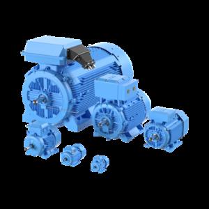 gamme moteurs antidéflagrants IE3